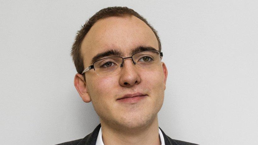 Johann Stephanowitz, Vorstand Junge Presse Berlin e.V.